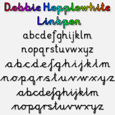 Debbie Hepplewhite Linkpen - Click Image to Close